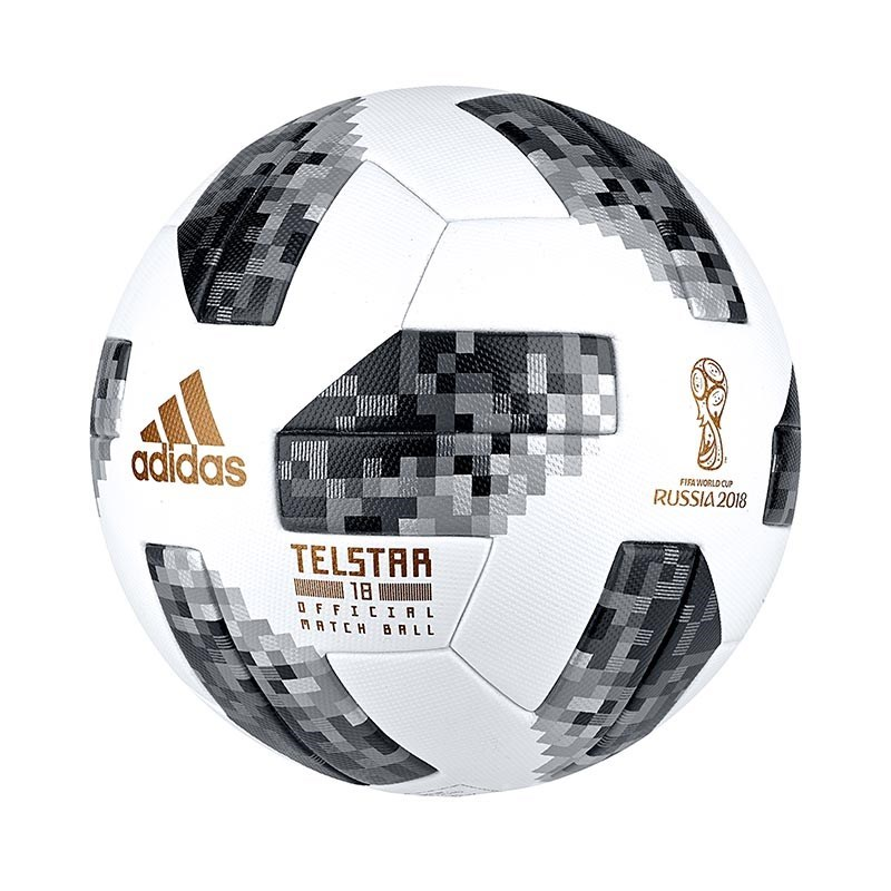 Adidas Fussball Telstar 18 World Cup Omb